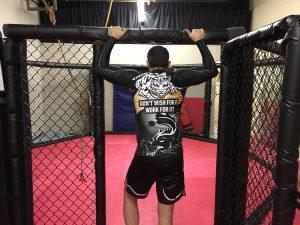 dont wish for it work for hit rash gard Brossard Martial Arts Academy with the cage